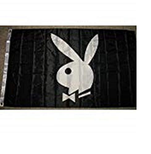 (Playboy Bunny Flag 3'x5' Banner)
