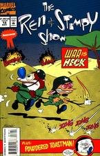 Marvel Comics The Ren and Stimpy Show Comicbuch   18 B002LUWXFC | Spezielle Funktion