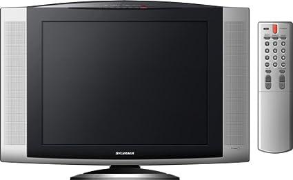 amazon com sylvania 6620le 20 inch flat panel lcd tv electronics rh amazon com Sylvania TV Remote Control Sylvania TV Website