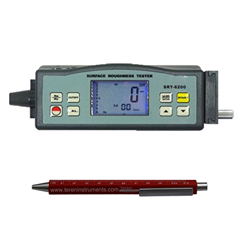 Tr Y Srt 6200 Digital Lcd Surface Roughness Tester