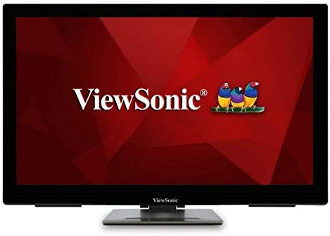 Monitor TACTIL VIEWSONIC 27: Viewsonic: Amazon.es: Electrónica