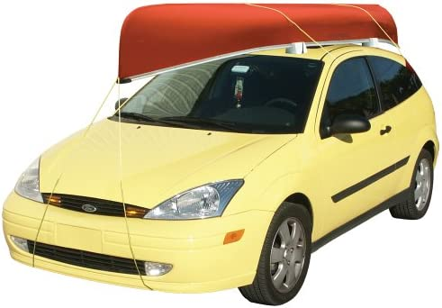SeaSense Car Top Canoe Carrier