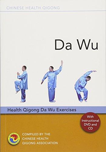 Da Wu: Health Qigong Da Wu Exercises [With CDROM and DVD]