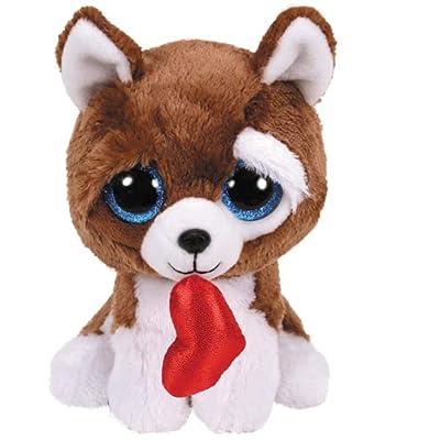 Ty Smootches - valentine dog Ty Smootches - valentine dog: Toys & Games