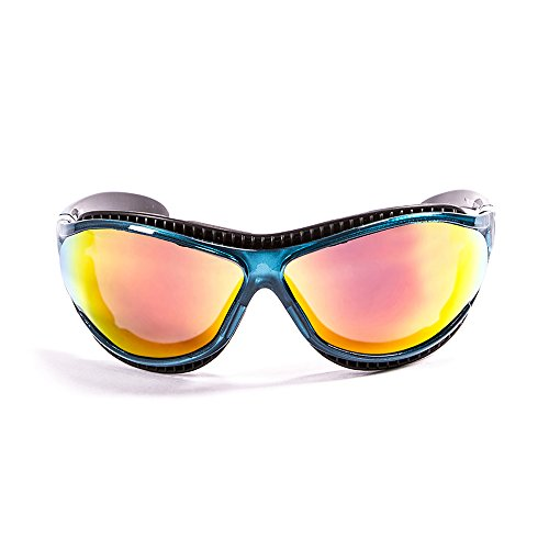 Ocean Sunglasses - Polarized Watersports Sun Glasses For Men and Women - Virtually Unbreakable Protective Eyewear For Surfing, Kitesurfing, Windsurfing, Sailing, SUP & - Windsurfing Sunglasses