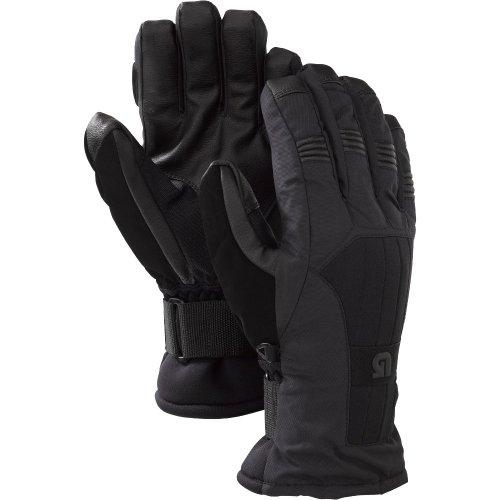 Burton MB Support Glove- True Black - - Burton Support Mitt