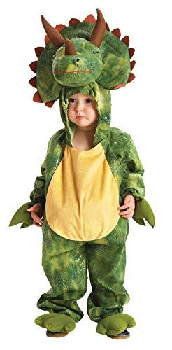 Princess Paradise Triceratops Costume, Small ()