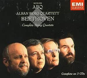 Beethoven: Complete String Quartets / Grosse Fuge