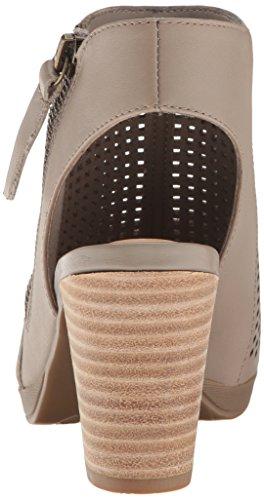 Bella Vita Lenore Breit Leder Sandale Almond Leather