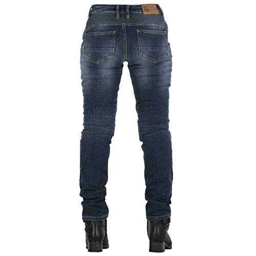 Taglia Donna Overlap Smalt Blu Imola Strada Omologato 36 Jeans txaSROna0