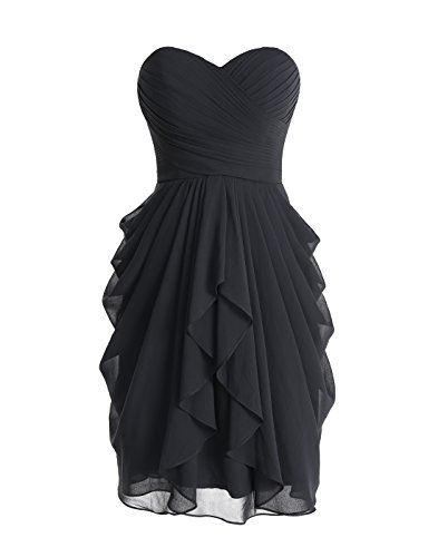 Wedtrend Womens Sweetheart Ruched Bridesmaid product image