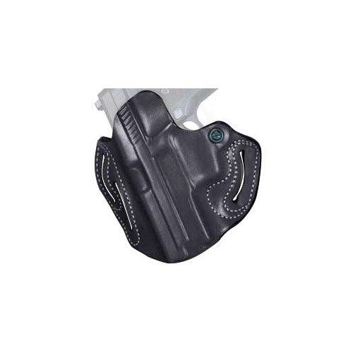 Desantis Speed Scabbard Holster fits 4-Inch FN Herstal FNx-40, FNx-9, Left Hand, Black
