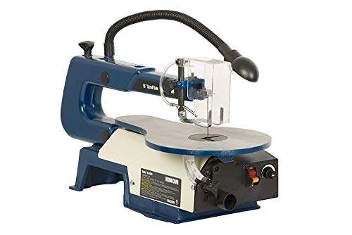 (Rikon 10-600VS Scroll Saw With Lamp, 16-Inch)