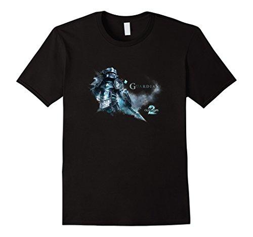 Mens Official Guild Wars 2 Guardian T-shirt 2XL (Guild Wars Shirt)