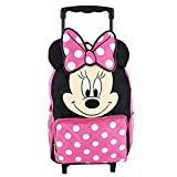 Disney Minnie Mouse 14' Softside Rolling Backpack
