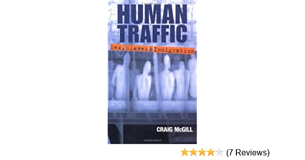 Human immigration sex slave traffic