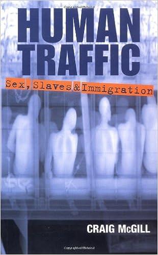 Human immigration sex slave traffic
