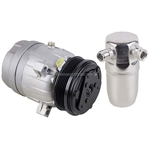 AC Compressor w/A/C Drier For Pontiac Grand Prix & Chevy Lumina Monte Carlo - BuyAutoParts 60-86124R2 NEW