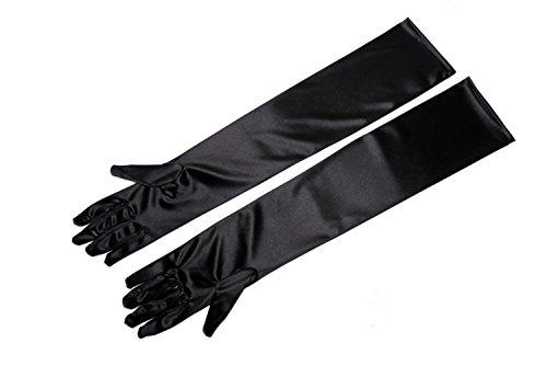Long Black Gloves - Audrey Hepburn Breakfast At ()