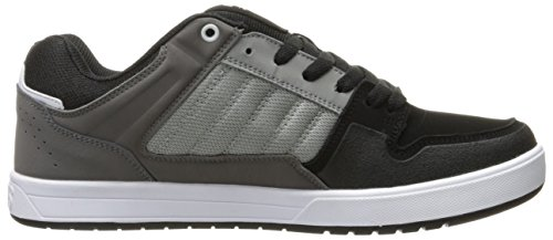 Zapatos DVS Portal Gris Gris Leather