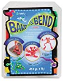 Sculpey Bake and Bend Clay, Multicolor, 10-Pack