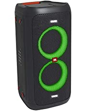 JBL JBLPARTY100BLK Portable Bluetooth Speaker, Black