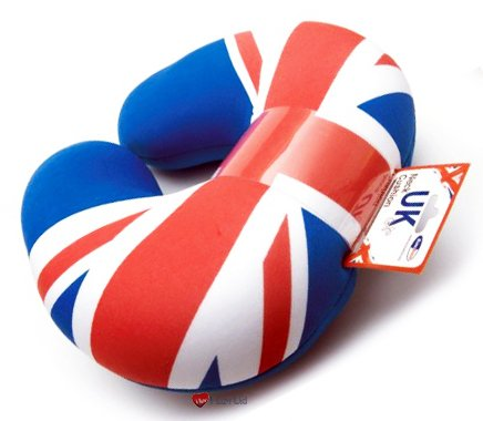 British Union support Pillow Travelling product image