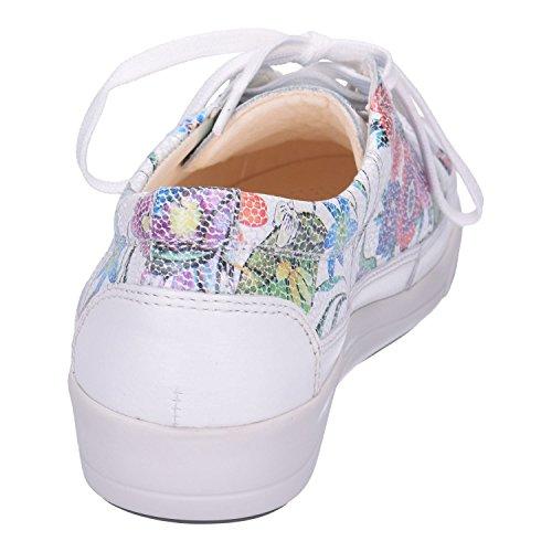 Dietz Bianco Scarpe Stringate Donna 5954195112 Multicolore Christian pw8Aqzz
