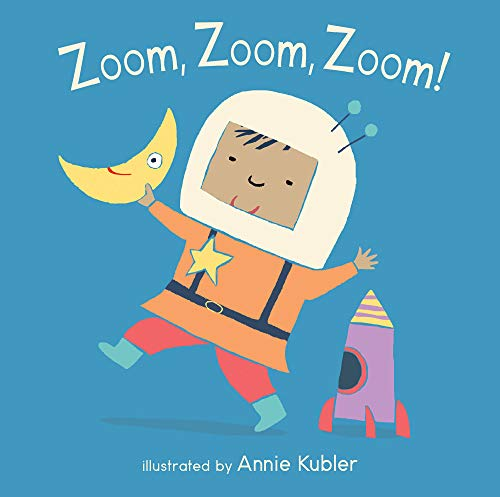 Zoom, Zoom, Zoom! (Baby Board Books)