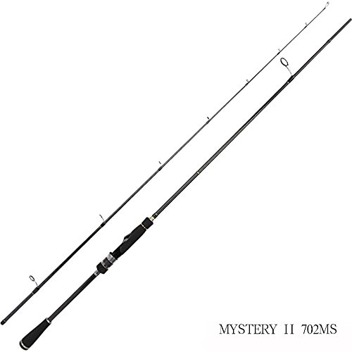 TSURINOYA MYSTERY II 702MS Spining rod 2 1m Carbon rod