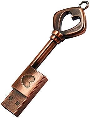 FeliSun Forma de corazón Memoria USB3.0 Unidad flash USB de ...