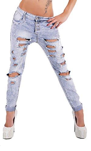Realty Jeans Vaqueros Mujer Vaquero