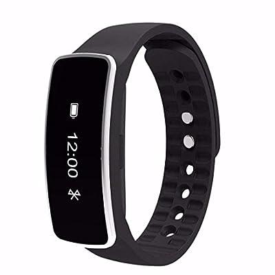 Nolia® Smart Wrist Band Sleep Sports Fitness Activity Tracker Pedometer Bracelet Watch