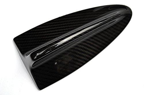 Eppar New Carbon Fiber Antenna Cover for BMW 3 Series E90 2005-2011 318i 320i 325i 330i (E90 Carbon Fiber)