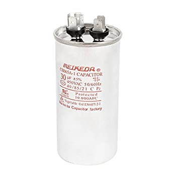 AC 450V 30uF Lavadora de funcionamiento del motor capacitor CBB65A ...