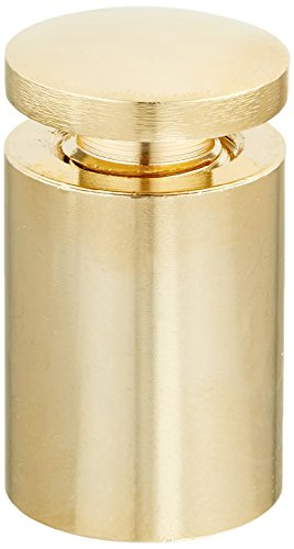 Brass Polished Mount - 8
