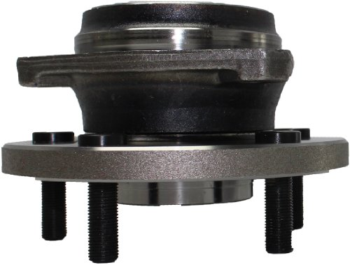 Brand New Front Wheel Hub and Bearing Assembly 1999-04 Jeep Grand Cherokee 5 Lug