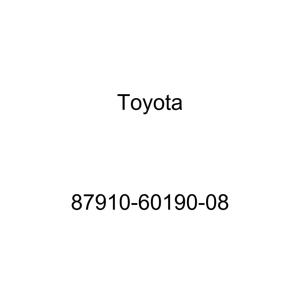 Genuine Toyota 87910-60190-08 Rear View Mirror Assembly