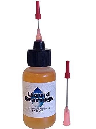 Amazon Com Liquid Bearings 100 Synthetic Oil For All Robotics