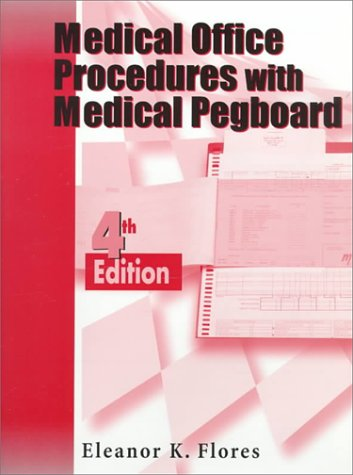 Medical Office Procedures with Medical Pegboard Complete Set