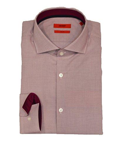 Hugo Boss Herren Business-Hemd violett violett