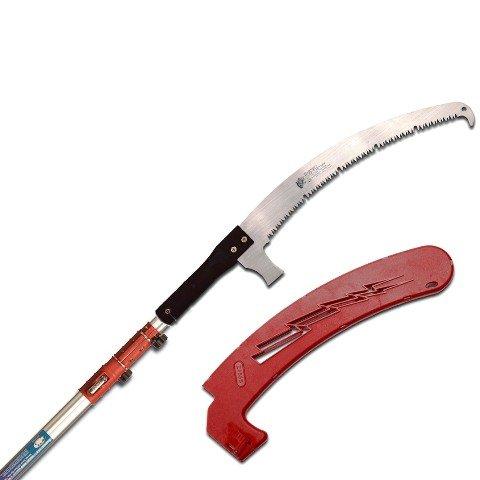 Barnel 17'' Fine Tooth Pole Saw Blade W/Sheath And Head ONLY by Barnel International