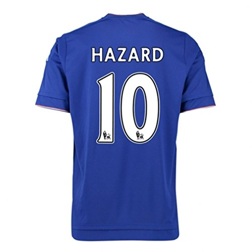 26a9ccba Adidas Chelsea 2015-2016 Home Jersey Hazard #10 Adult X-Large
