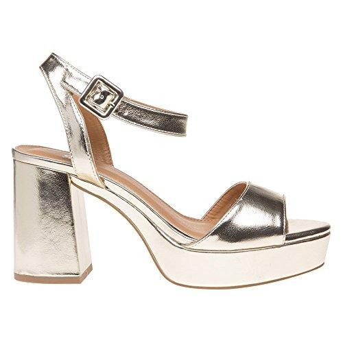 Femme Femme Opal Sole Sandales Metallic Metallic Sole Sole Sandales Sandales Femme Metallic Opal Opal dAXqwWPSxq