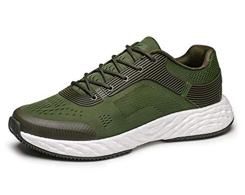 Dilize-OneMix, Scarpe da Corsa Unisex Adulti, Verde (Green Black), 40 EU