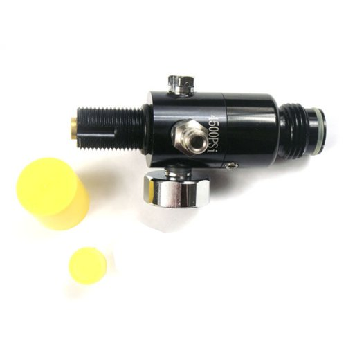 NEW 4500psi AIR Tank Regulator Output Pressure 800psi Free Shipping by GFSP Outdoor Sports