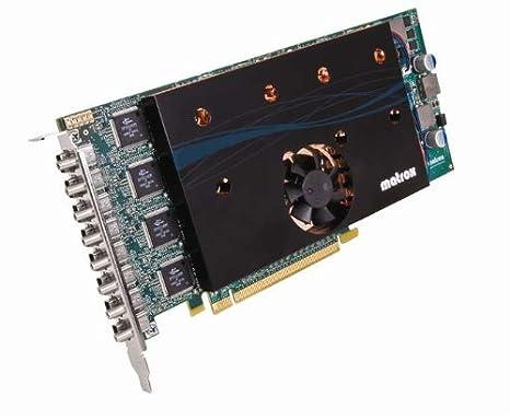 Matrox M9188 PCIe x16 - Tarjeta gráfica (2 GB, 2560 x 1600 ...