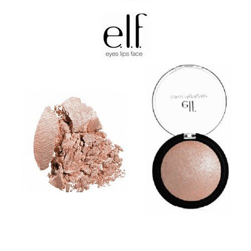 2 Pack e.l.f. Cosmetics Studio Baked Highlighter 83706 Blush Gems