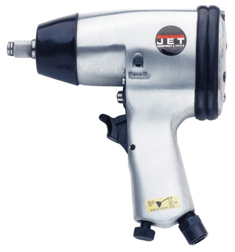 Jet JSM-403 1/2-Inch Pnuematic Impact Wrench with Pistol Grip