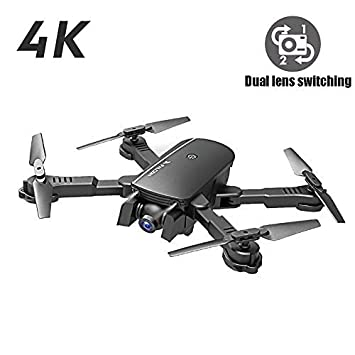 Mini dron con cámara 4K HD Live Video Return Home, RC Drone ...